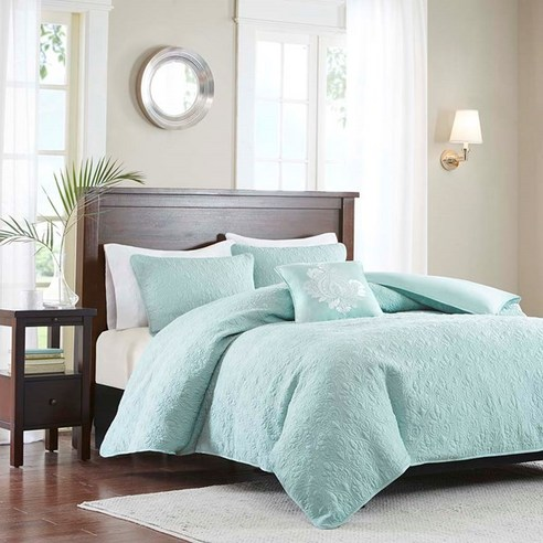 Quebec Seafoam By Madison Park Beddingsuperstore Com