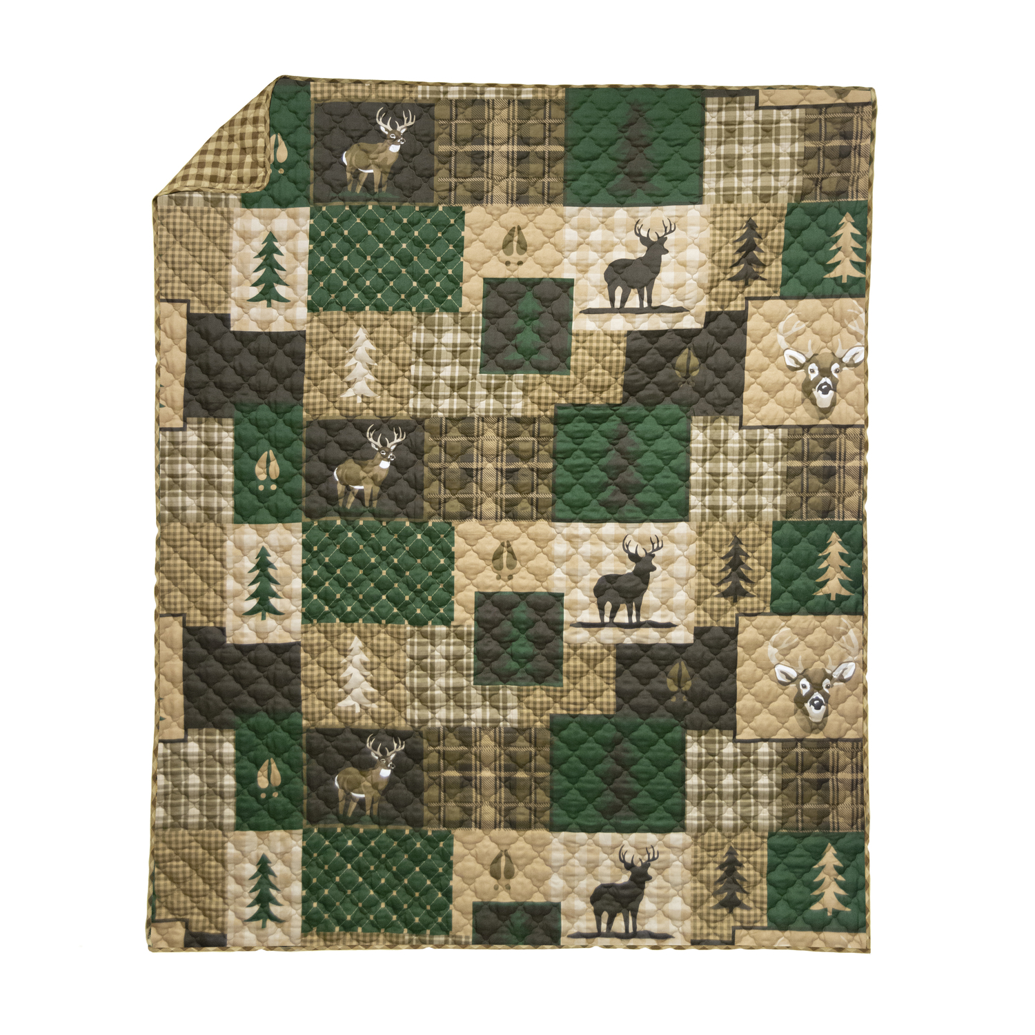 Green Forest By Donna Sharp Quilts