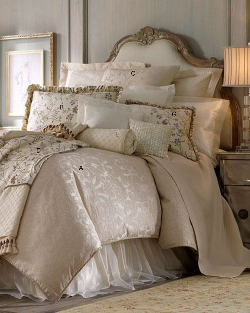 Calais By Isabella Luxury Linens Beddingsuperstore Com