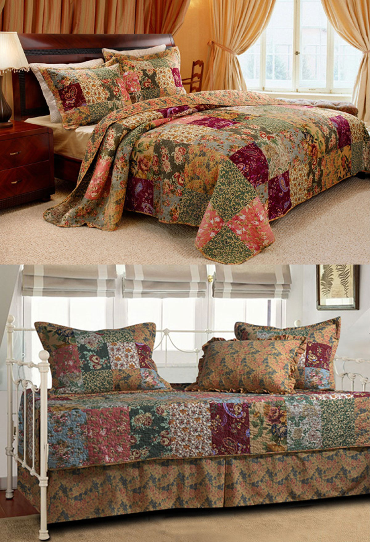 antique chic by greenland home fashions by by greenland home fashions - Greenland Home Fashions
