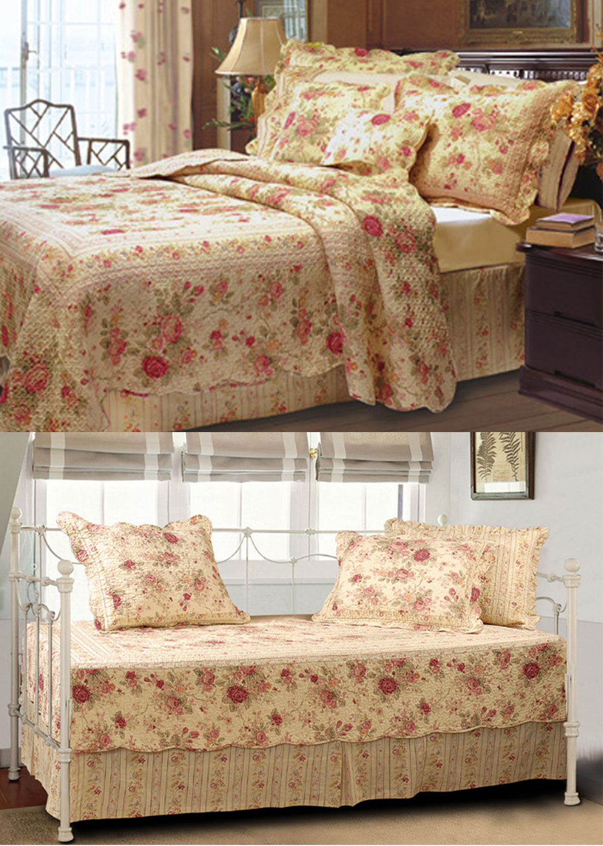 Antique Rose By Greenland Home Fashions By By Greenland