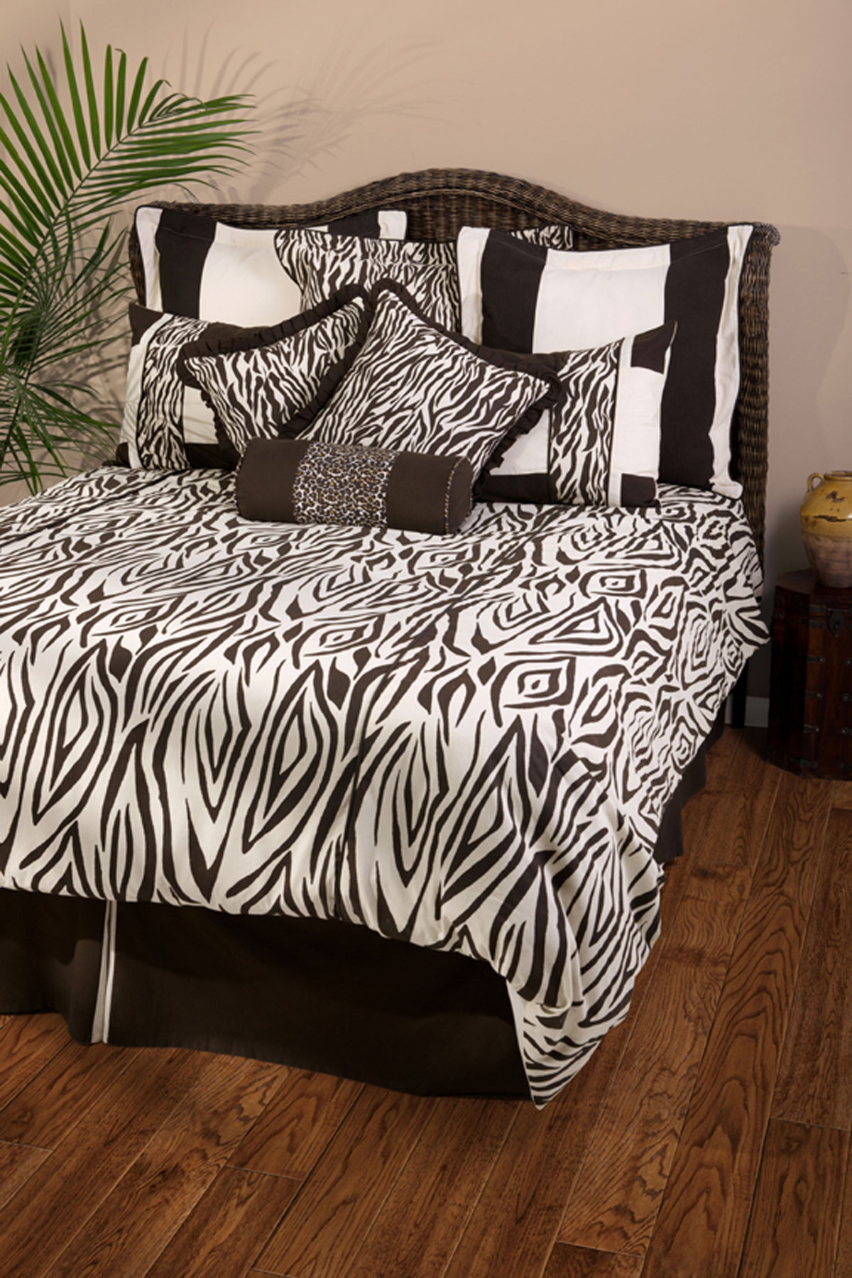 Zebra by Rizzy Home Bedding