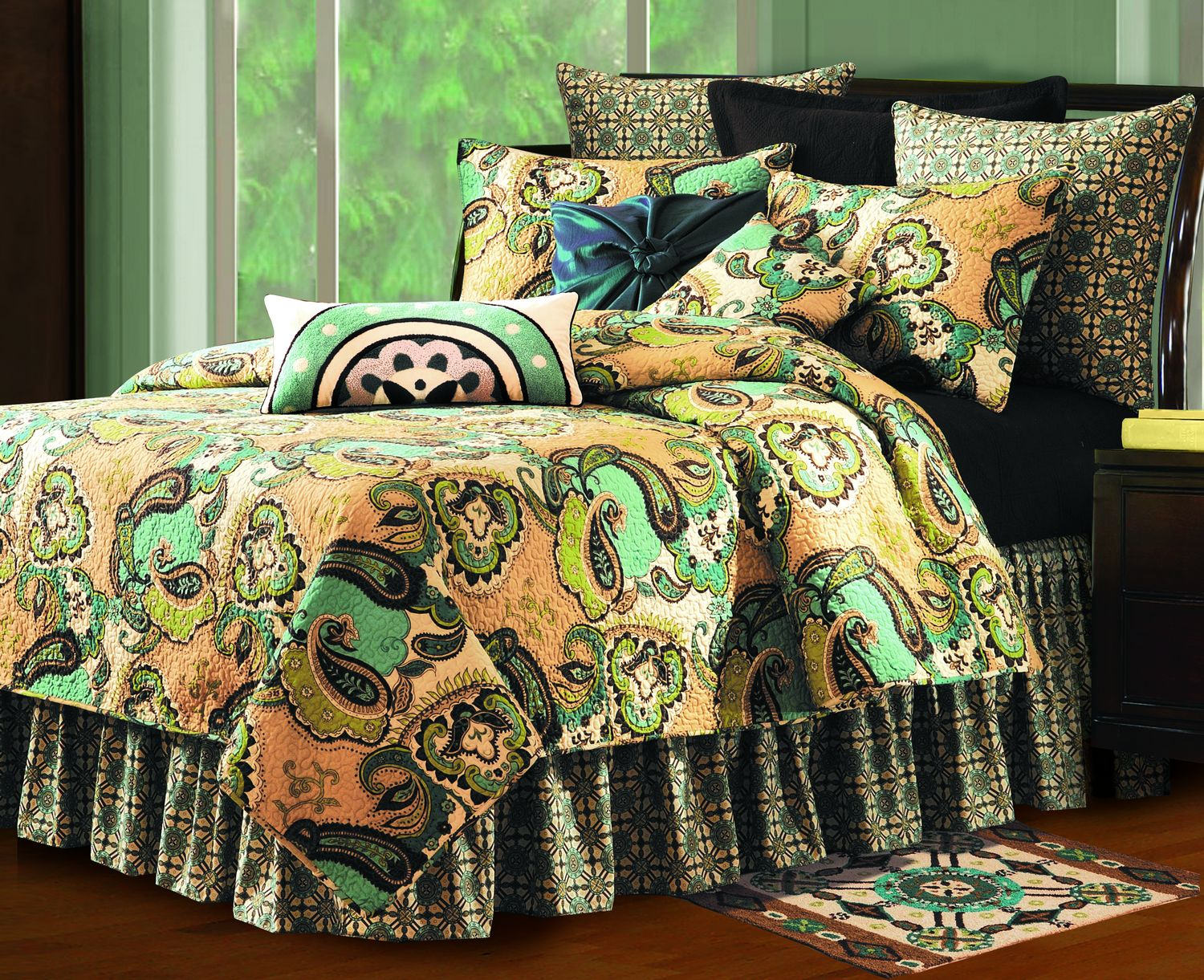 Kasbah By C Amp F Quilts Beddingsuperstore Com
