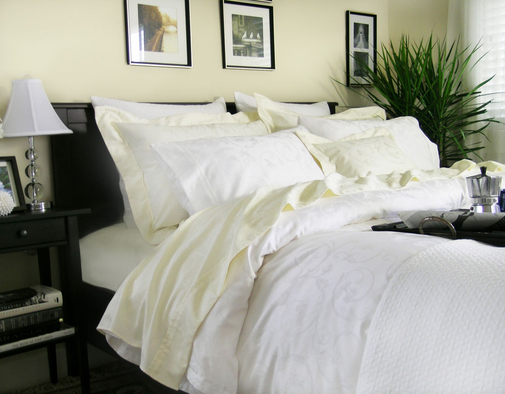 Juliet by St. Geneve Luxury Bedding
