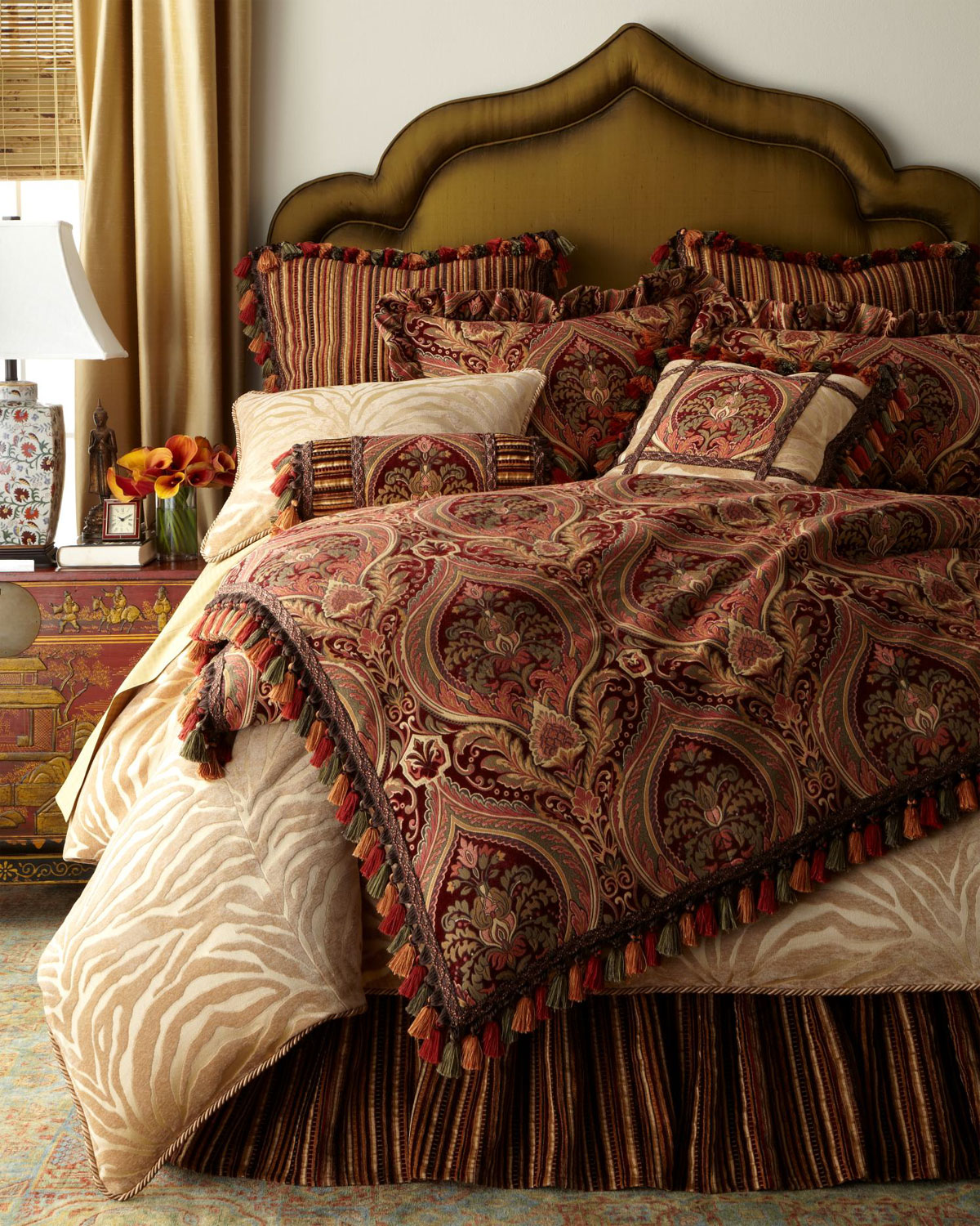 Persia By Isabella Luxury Linens Beddingsuperstore Com