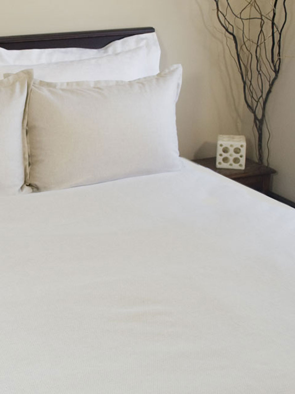 Waterproof Mattress and Pillow Protectors by St. Geneve Luxury Bedding