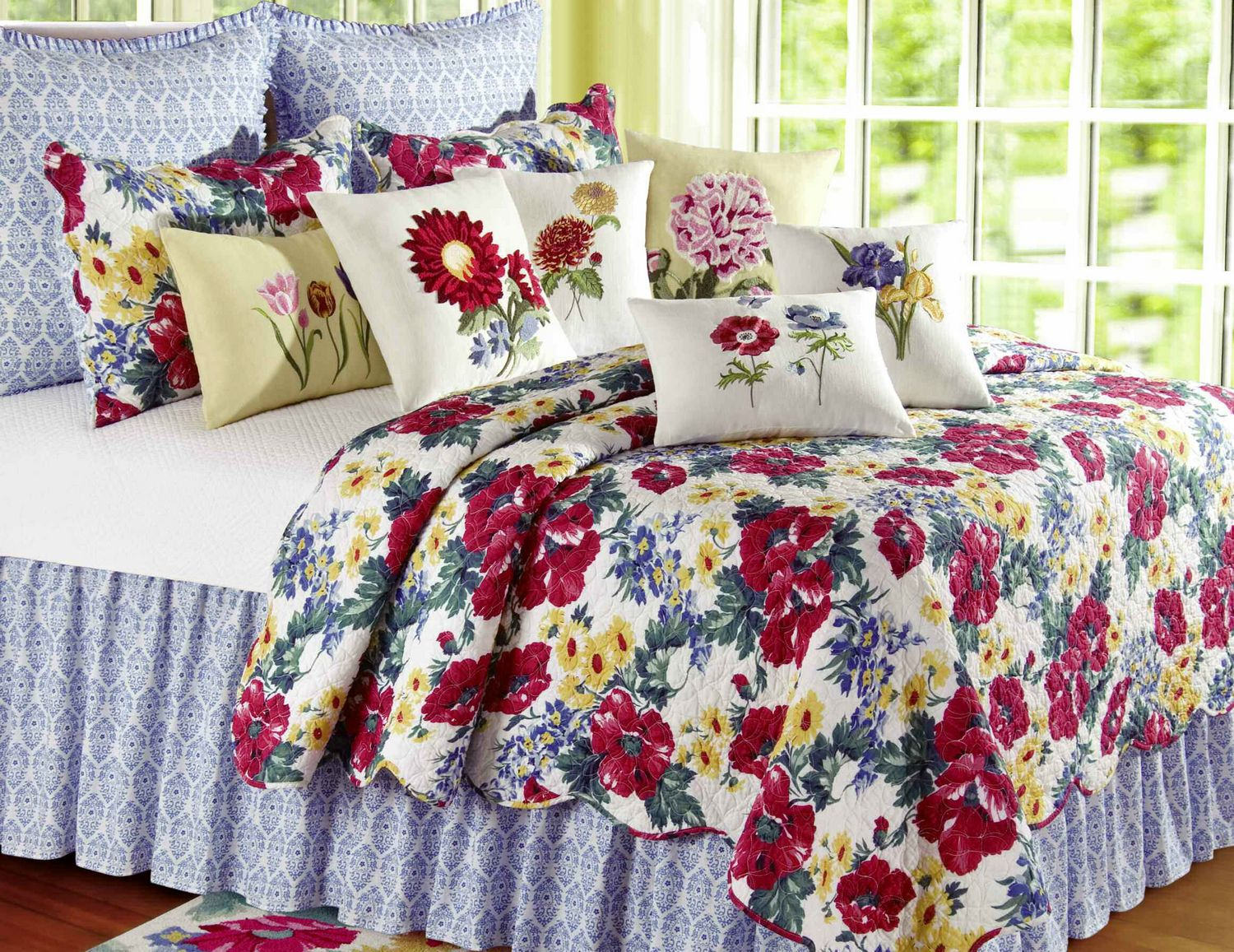 Madeline by C&F Quilts