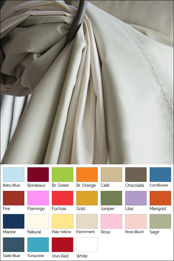 Soft Touch Sheets, Comforters, Duvet Covers & Accessories - 100% Cotton - 200 Thread Count