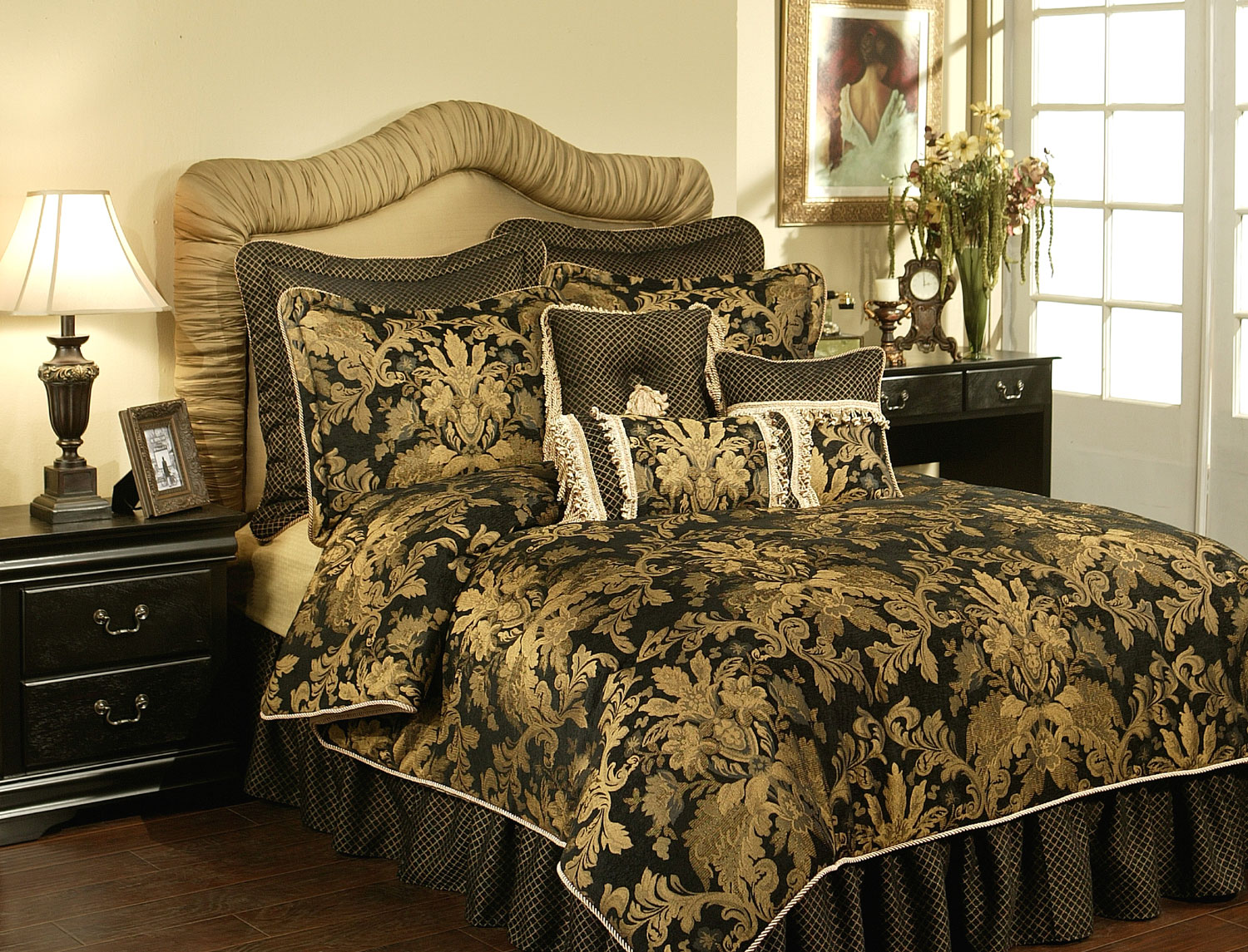 Lismore By Austin Horn Luxury Bedding