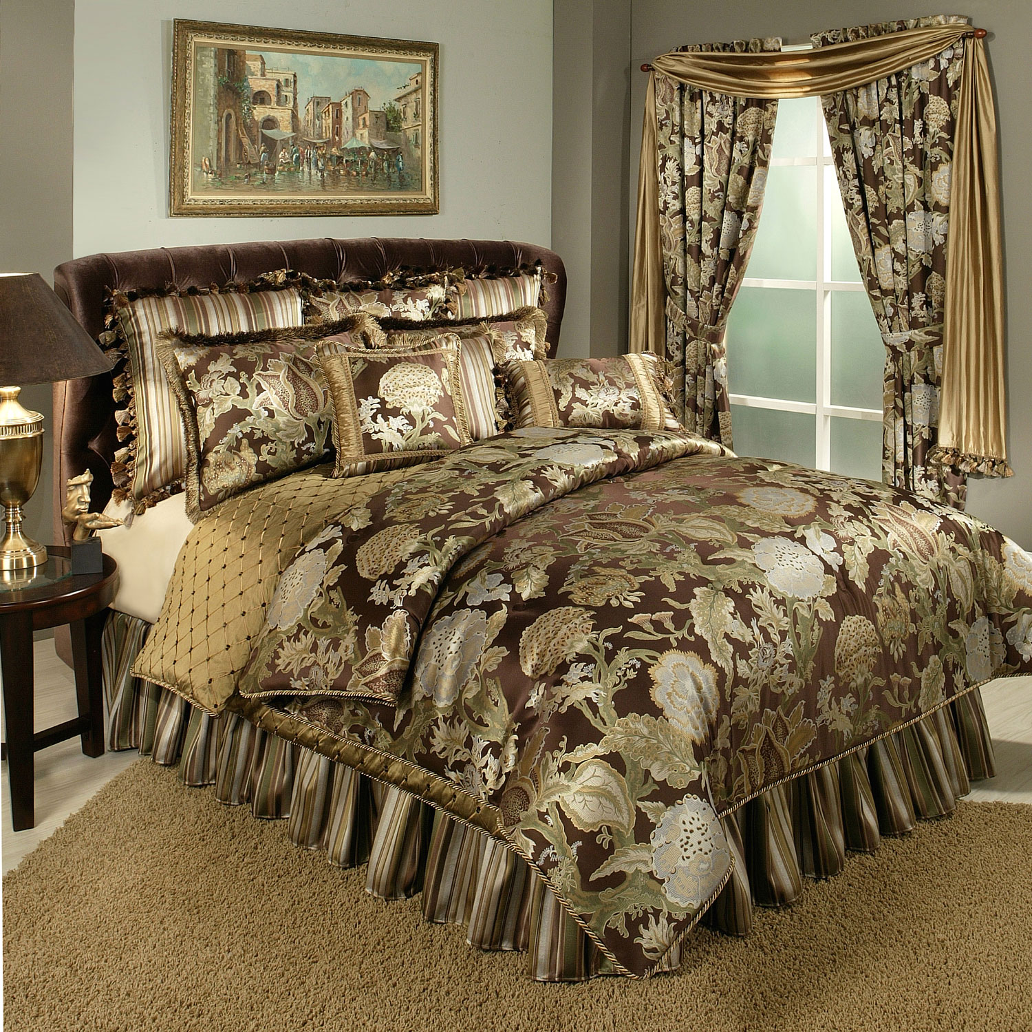 Wonderland By Austin Horn Luxury Bedding