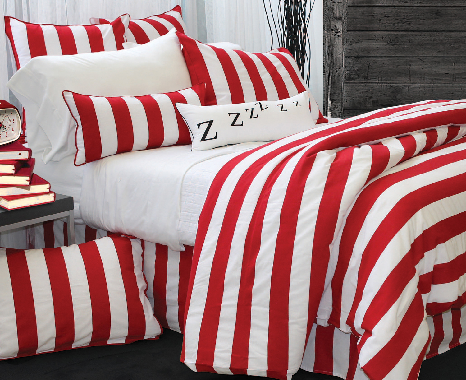 Ahoy Red by Alamode Home