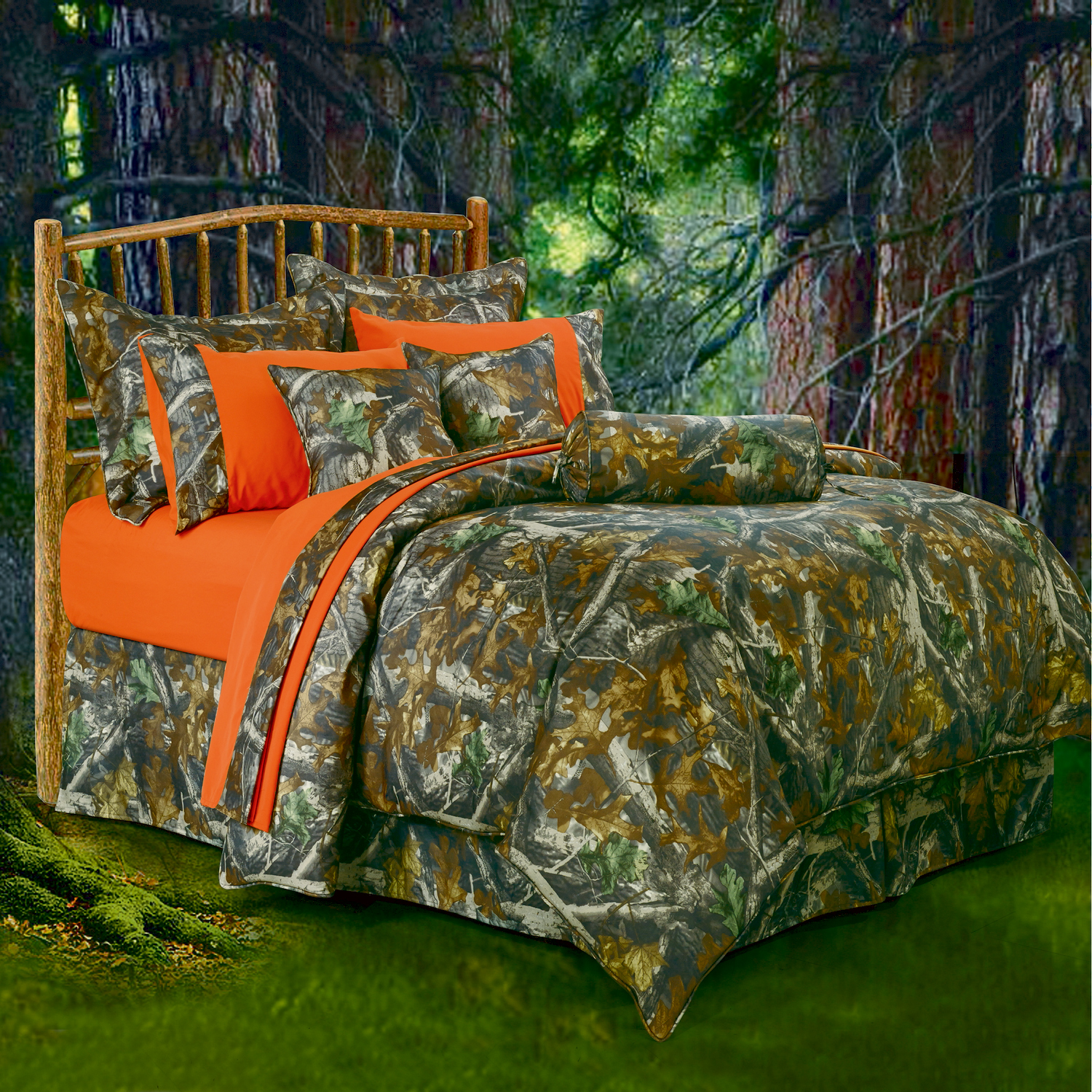Oak Camo by HiEnd Accents HomeMax by HiEnd Accents