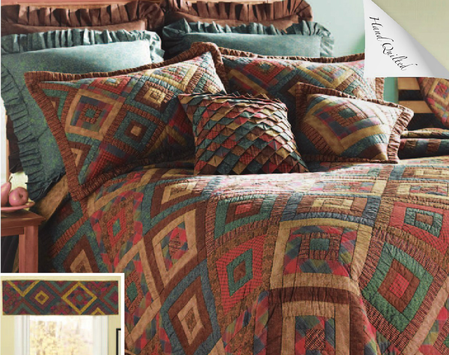 Jackson Square By Donna Sharp Quilts Beddingsuperstore Com