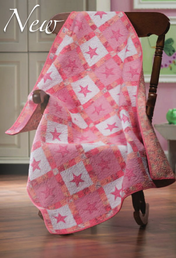 Pink Star Baby By Donna Sharp Quilts Beddingsuperstore Com