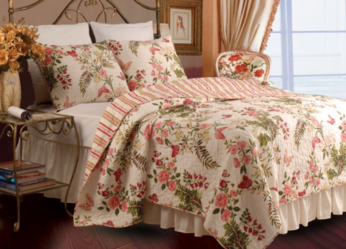 Butterflies by Greenland Home Fashions