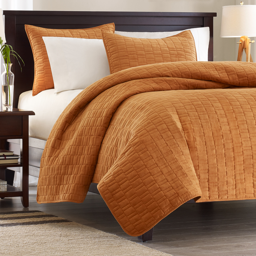 Velvet Touch Cinnamon By Hampton Hill Beddingsuperstore Com