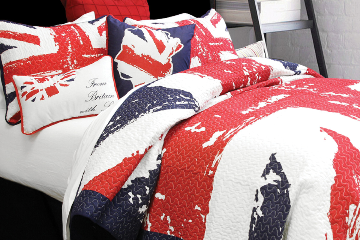 Union Jack By Alamode Home By Alamode Home