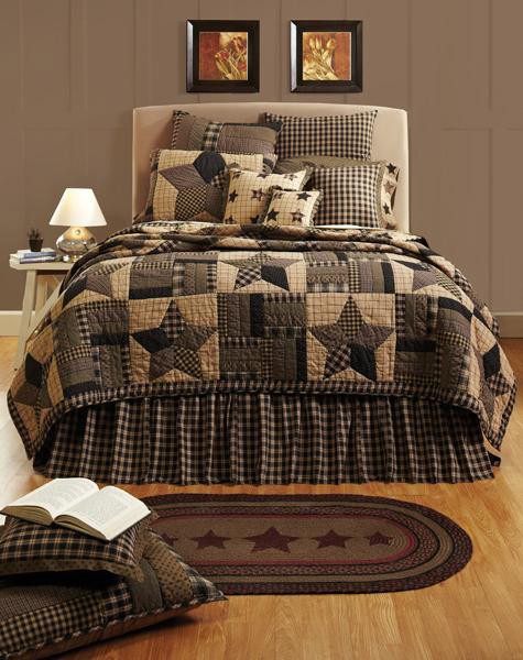 Bingham Star by VHC Brands Quilts