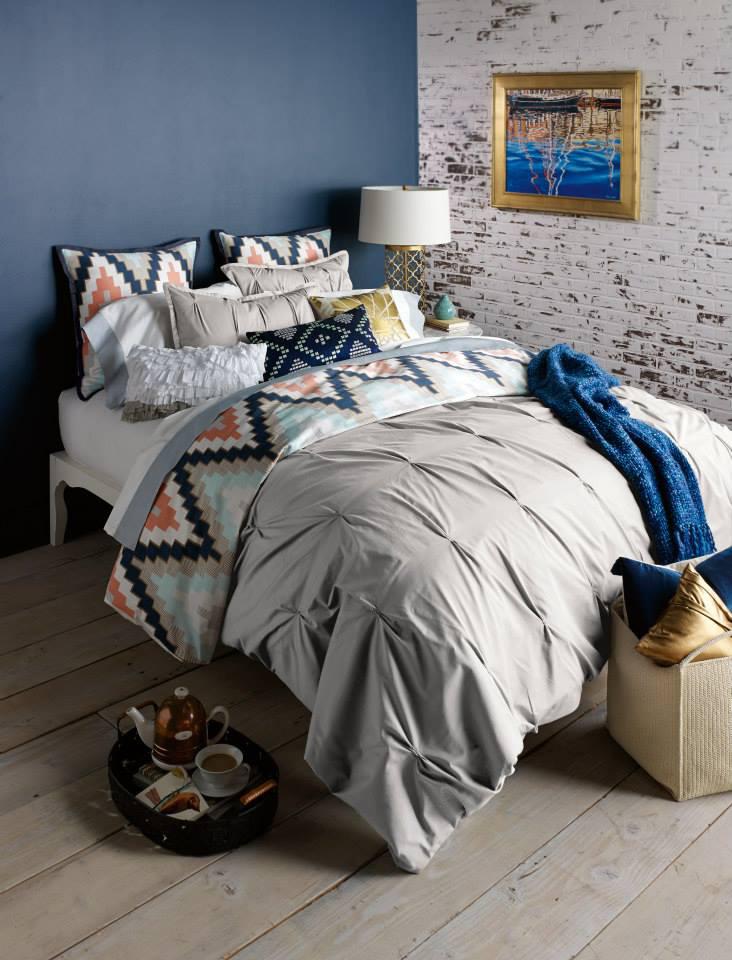 Nice Harper Grey By Blissliving Home Bedding