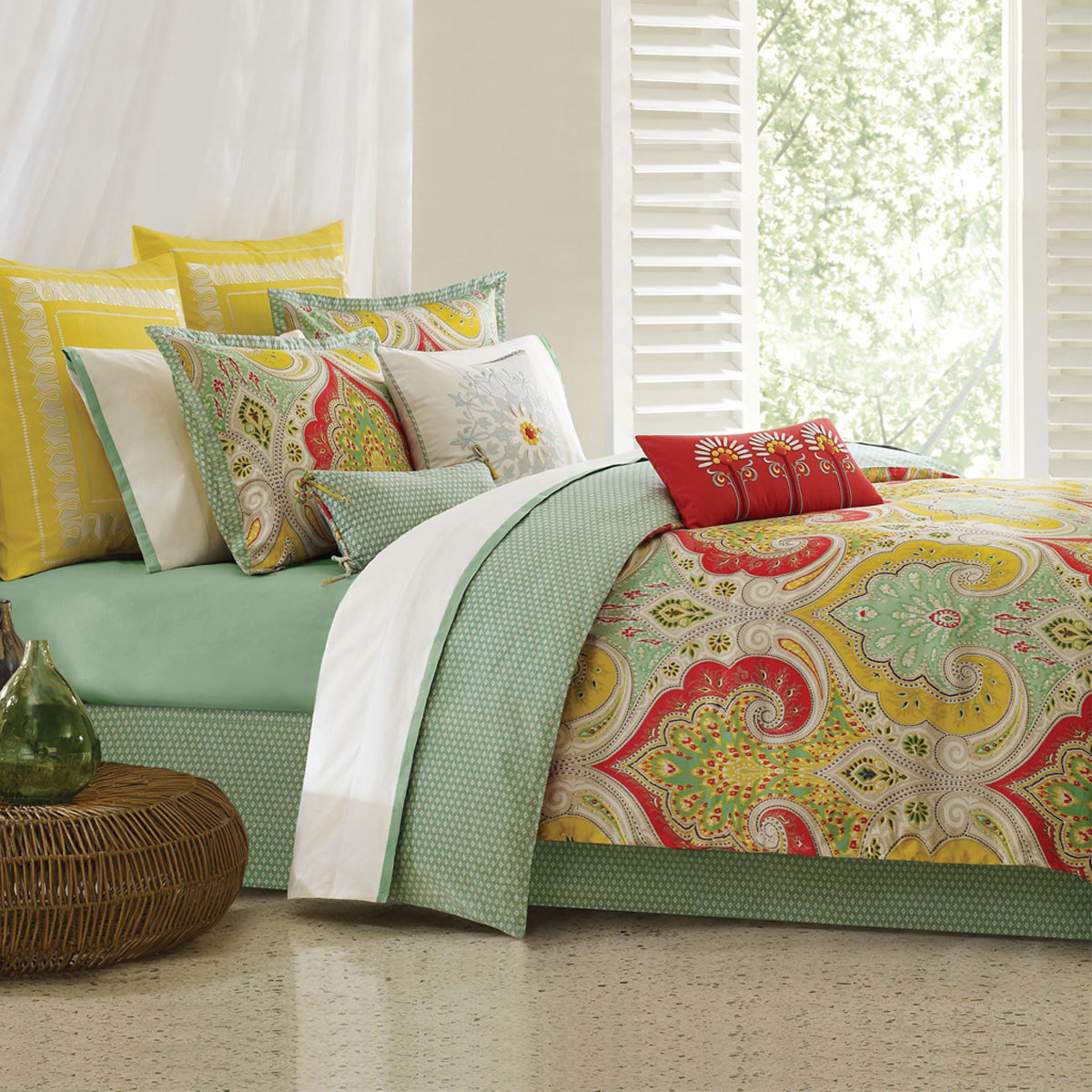 Jaipur By Echo Design Beddingsuperstorecom