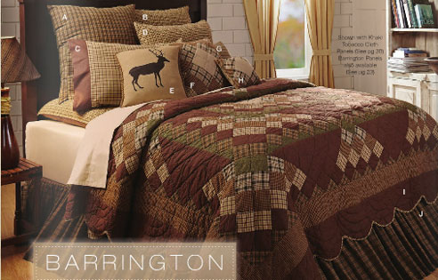 Barrington  by VHC Brands Quilts