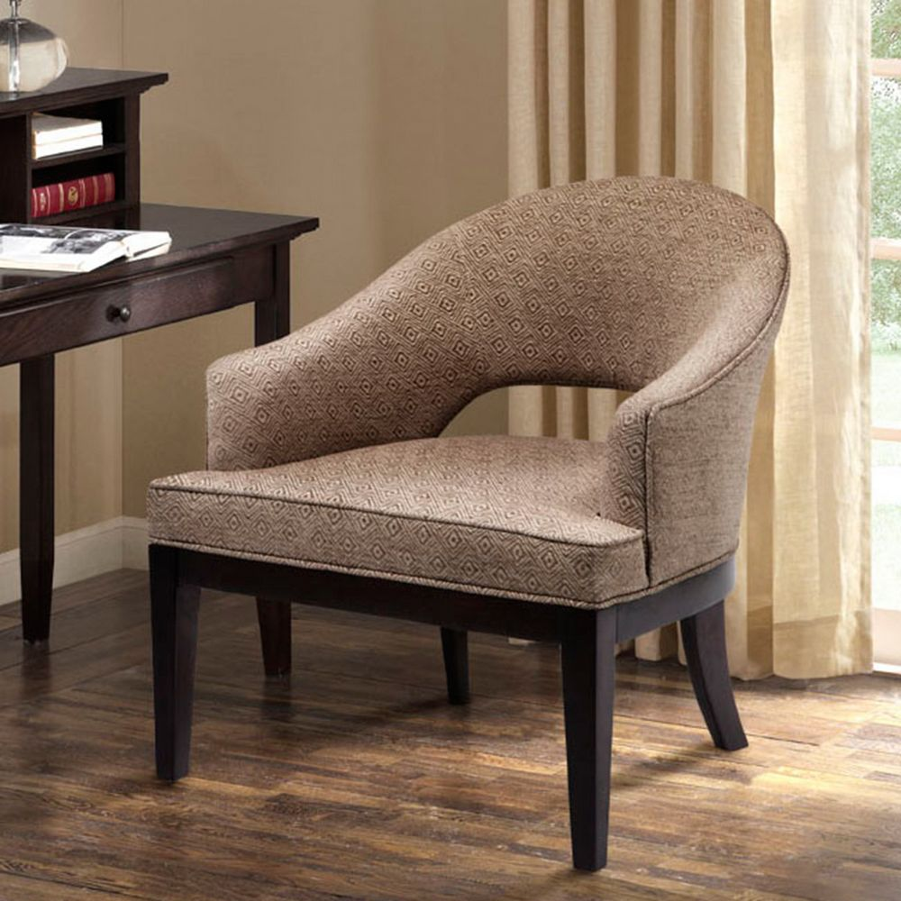Madison Park Crystal Accent Chair One Beddingsuperstore Com