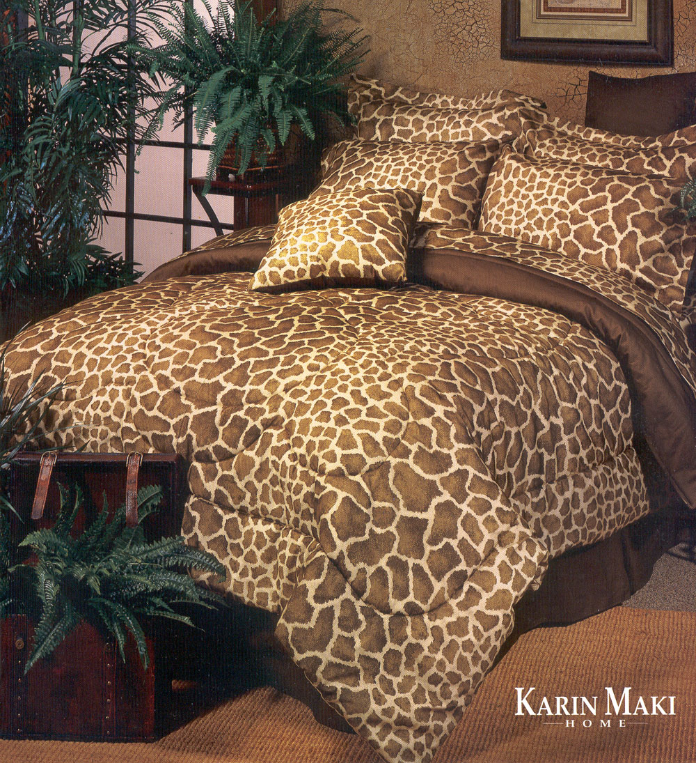 Giraffe By Karin Maki Beddingsuperstore Com