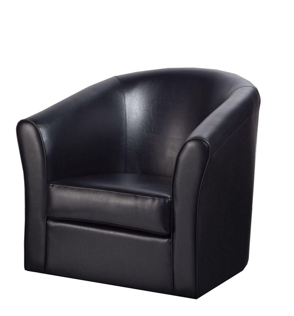 Madison Park Savannah Tub Swivel Accent Chair One