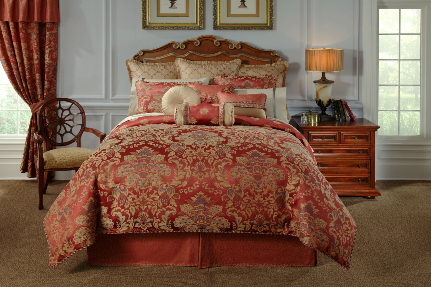 Hamilton By Waterford Luxury Bedding Beddingsuperstore Com
