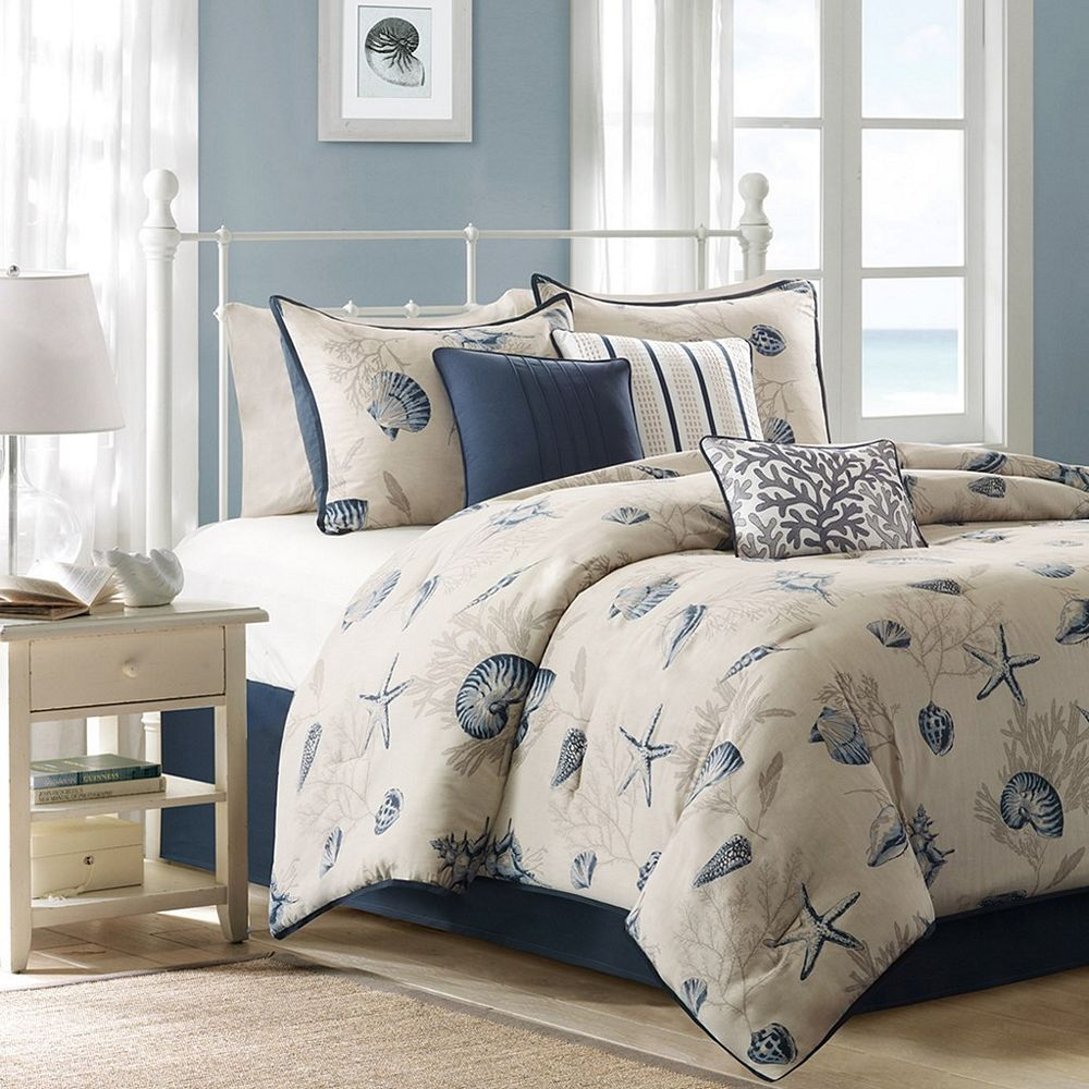 Bayside Comforter By Madison Park Beddingsuperstore Com