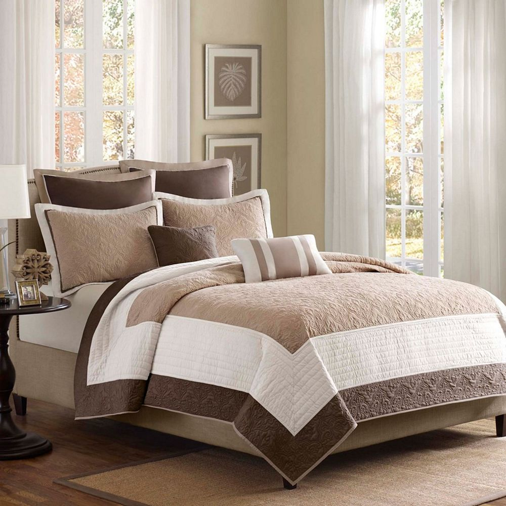 Attingham Coverlet By Madison Park Beddingsuperstore Com