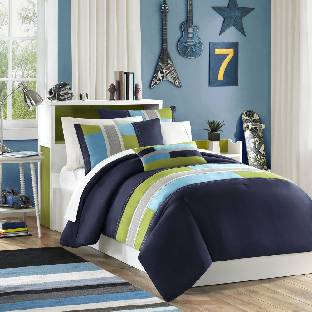 Pipeline Blue By Mi Zone Beddingsuperstore Com