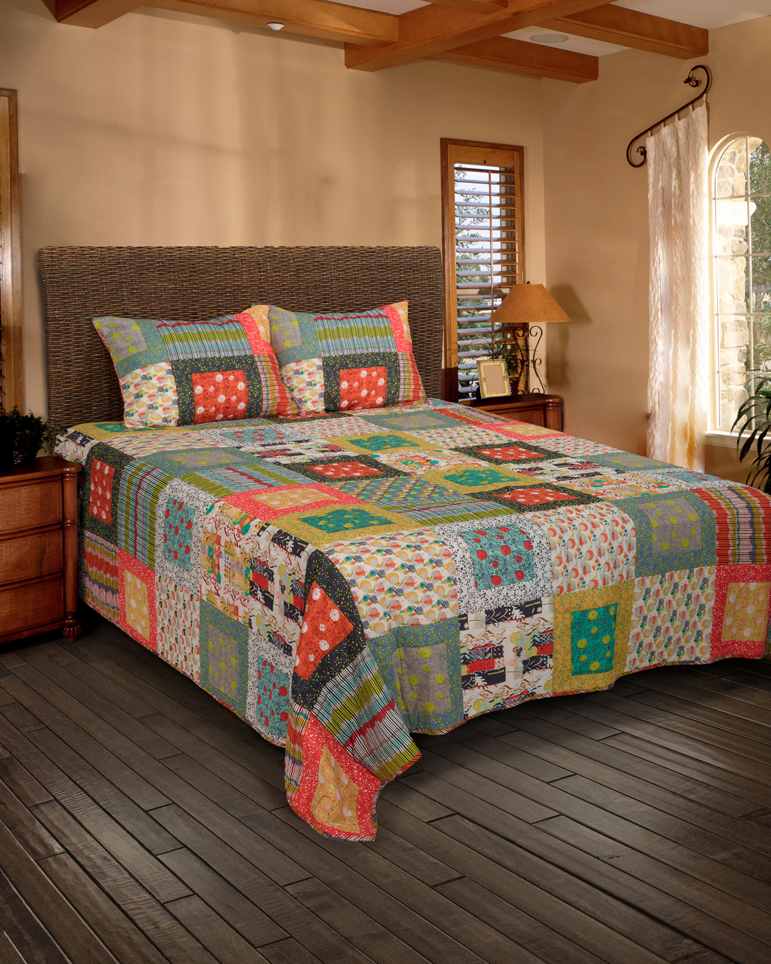 Charleston Farmhouse By Rizzy Home Bedding