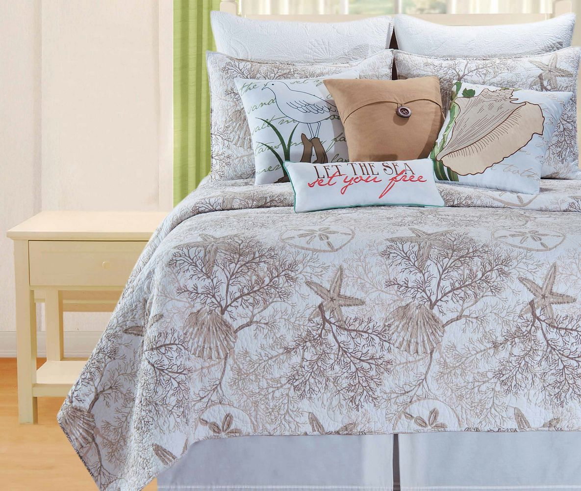 Barefoot Landing by C&F Quilts