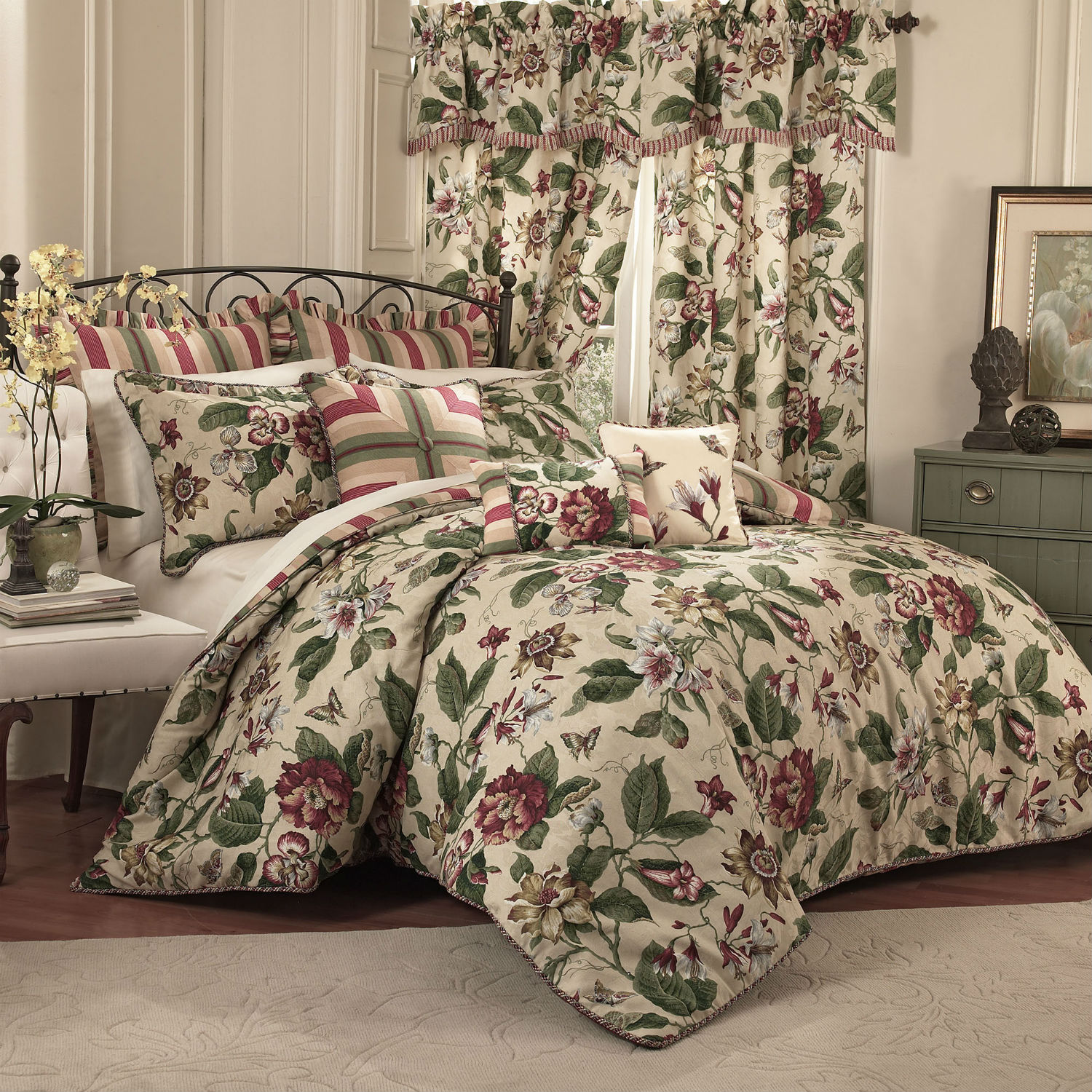 Laurel Springs By Waverly Bedding Beddingsuperstore Com