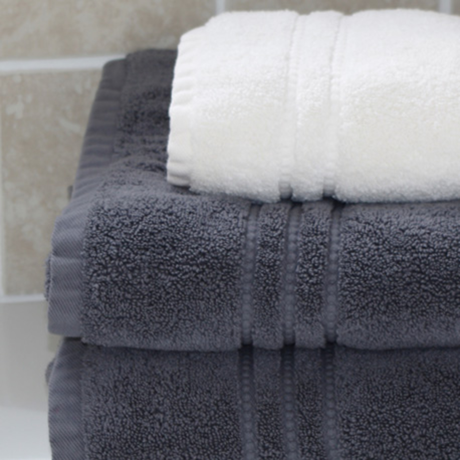 Portofino Towels by CD Bedding of CA