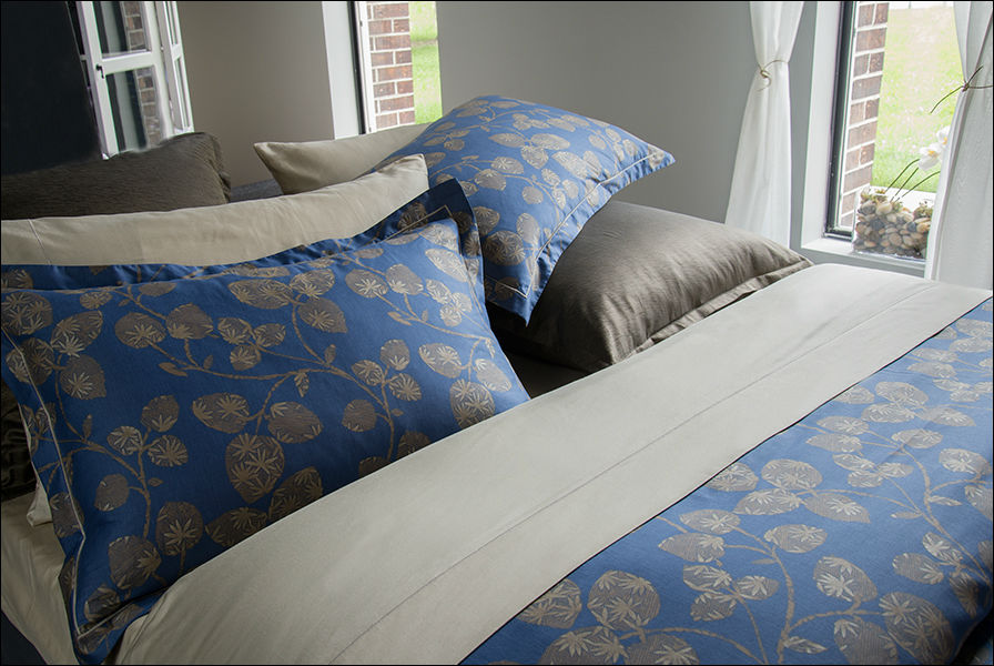 Blue Orient by Revelle Home Fashions