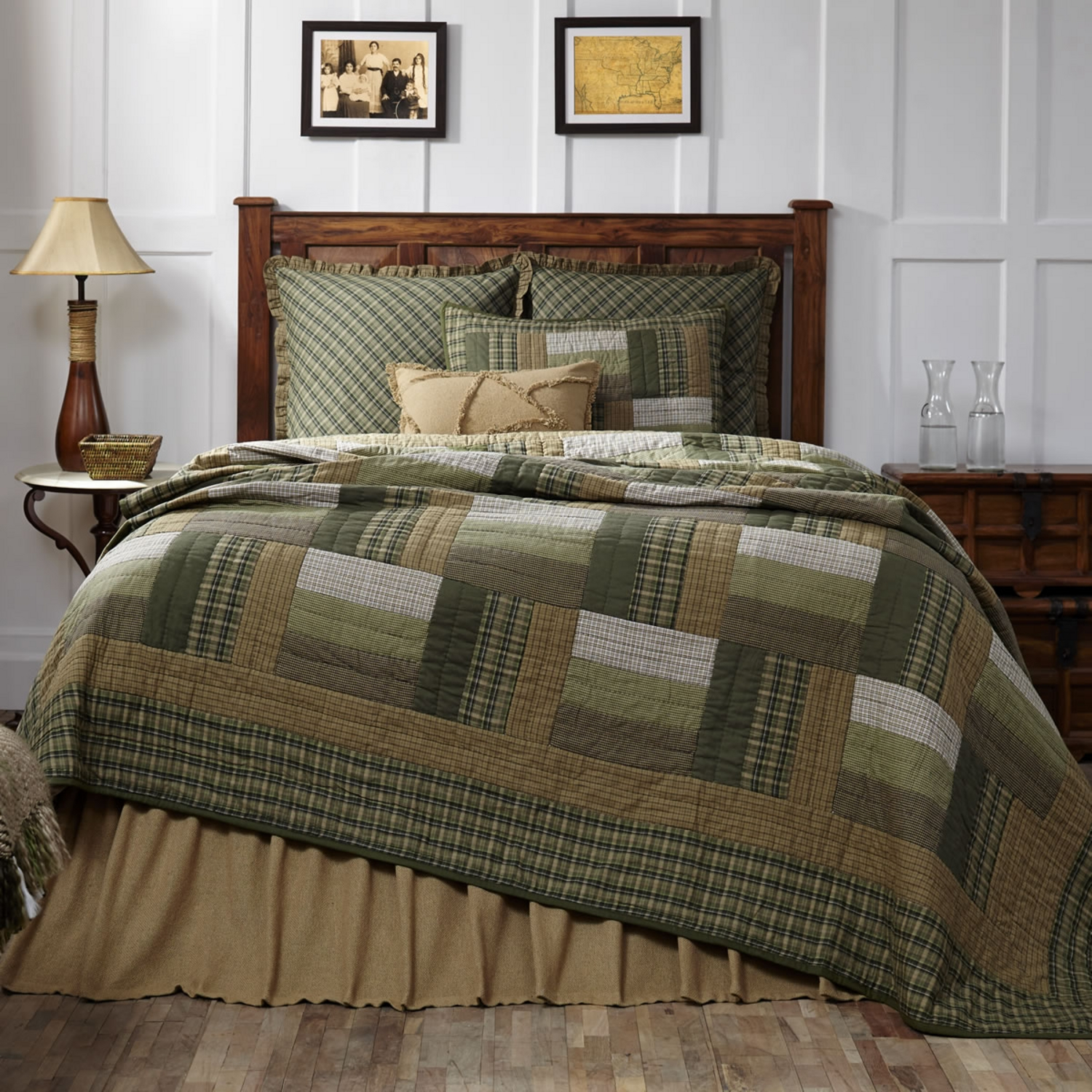 Montgomery by VHC Brands Quilts