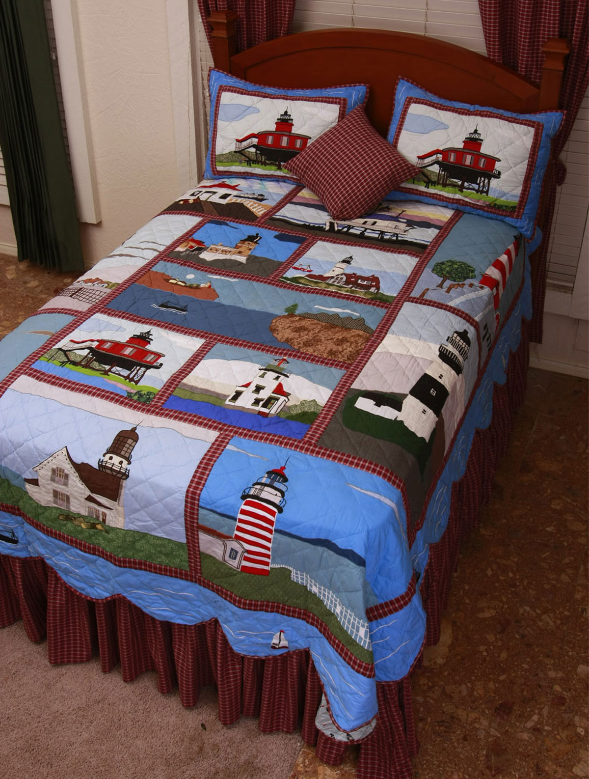 Lighthouse Gallery By Patchmagic Quilts