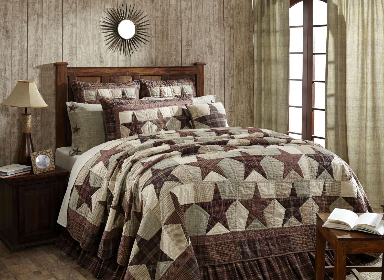 Abilene Star By Vhc Brands Quilts Beddingsuperstore Com