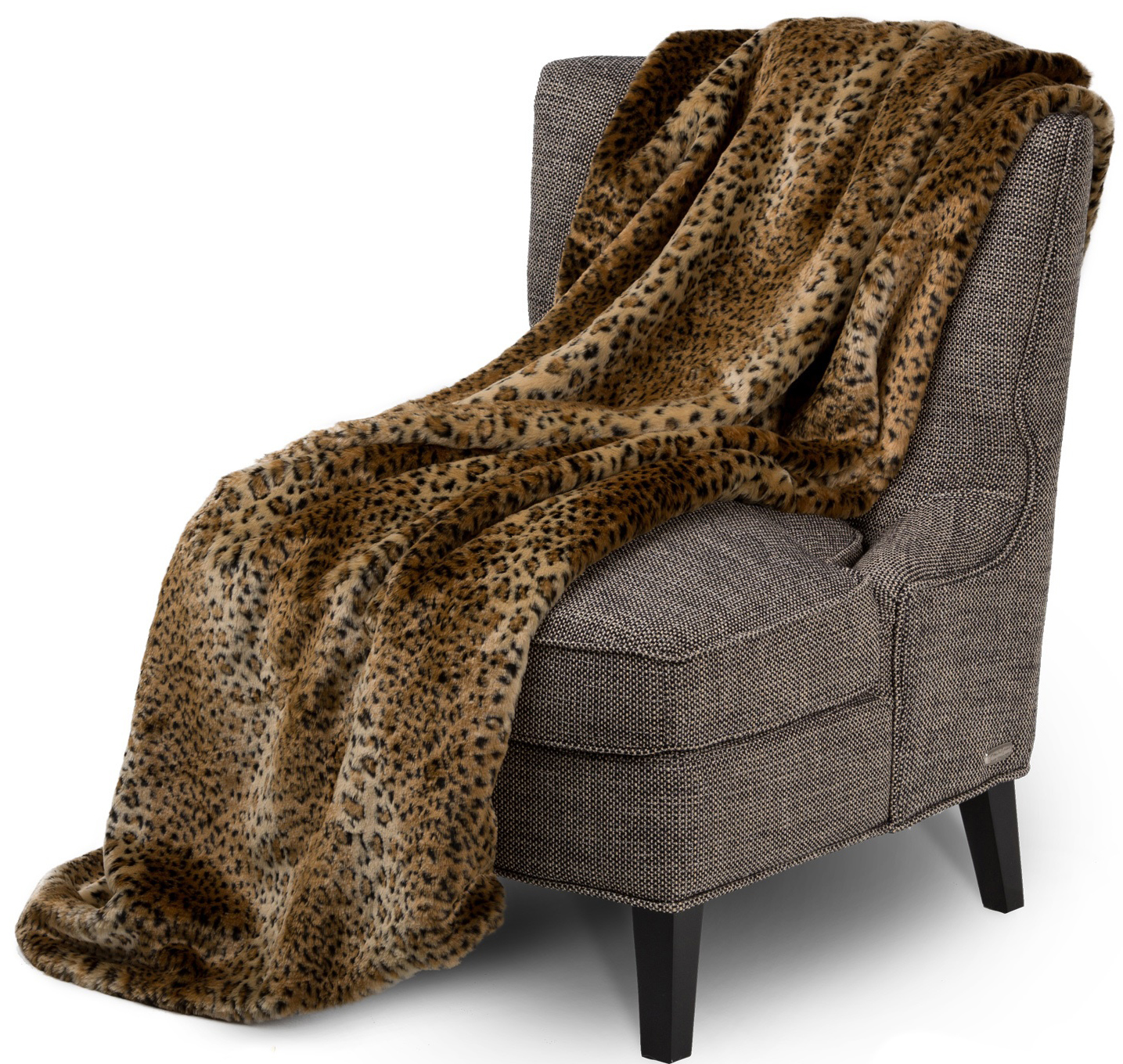 Branson Throw Blanket by Michael Amini