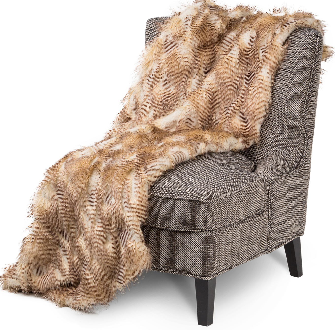 Breckenridge Throw Blanket by Michael Amini