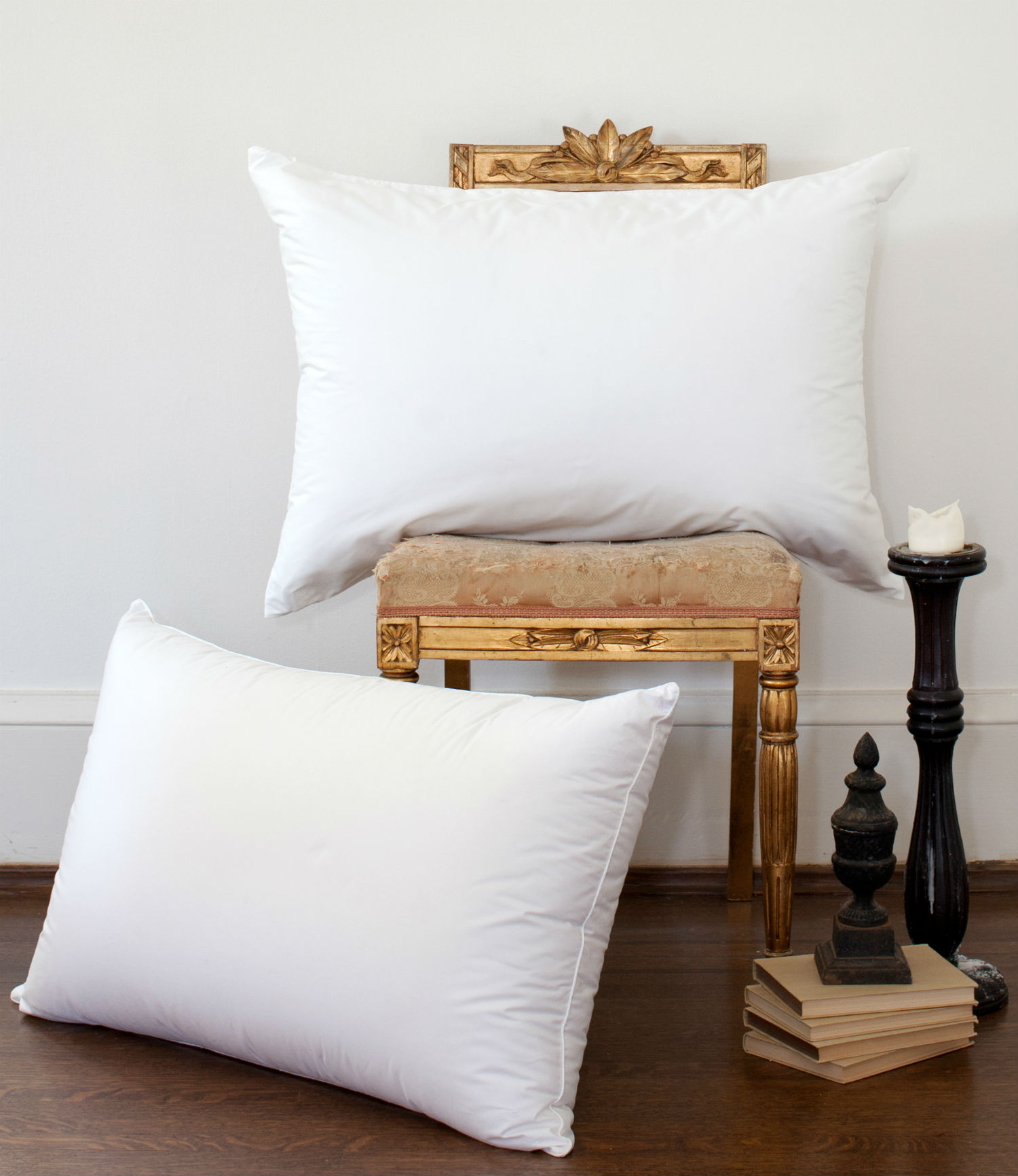 Embassy Pillow by St. Geneve Luxury Bedding