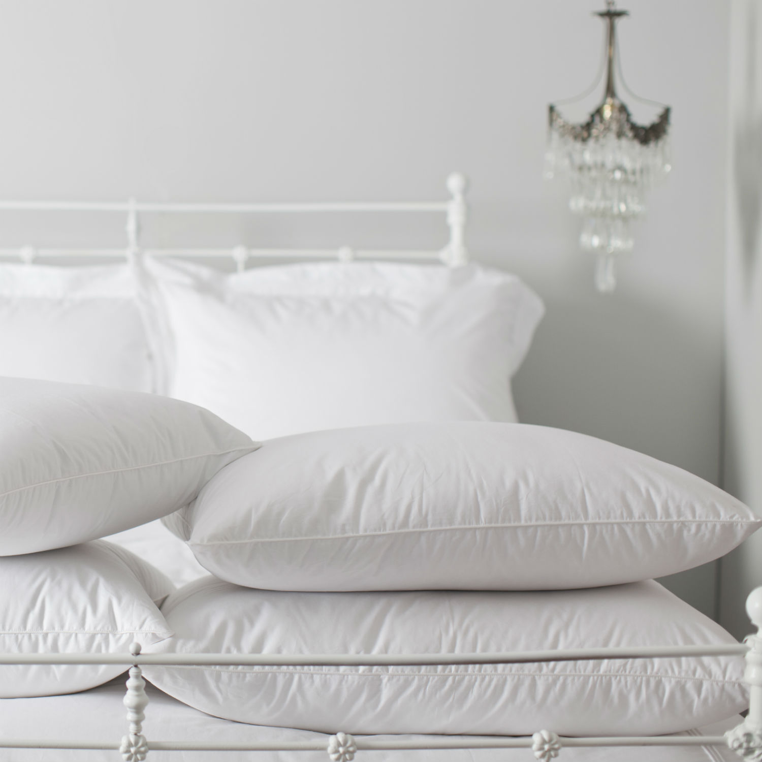 Laroche Down Pillow by St. Geneve Luxury Bedding