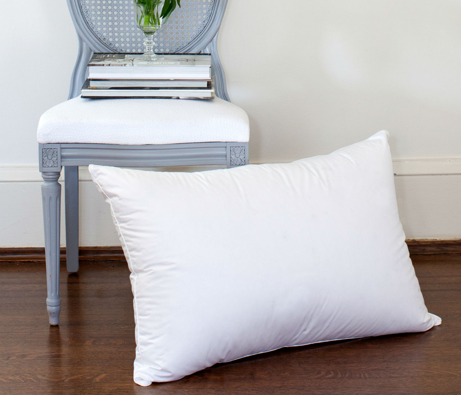 Ziegler Down Pillow by St. Geneve Luxury Bedding