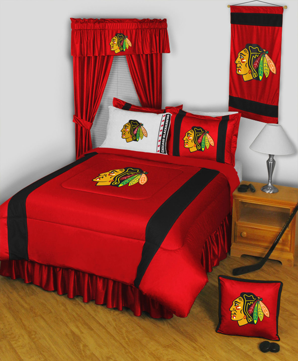 Chicago Blackhawks NHL Sidelines Collection By Sports