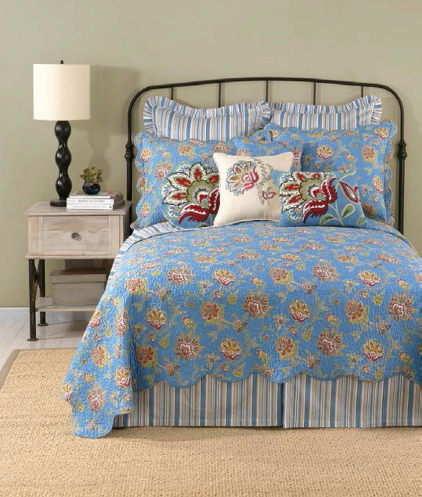 Jacobean Blue By Laurel Amp Mayfair Quilts