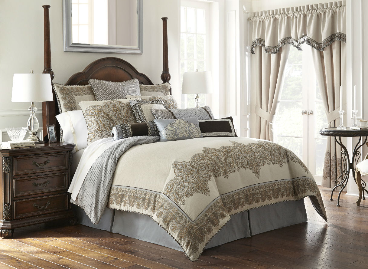 Colebrook By Waterford Luxury Bedding