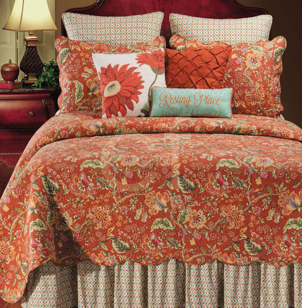Adele By C Amp F Quilts Beddingsuperstore Com