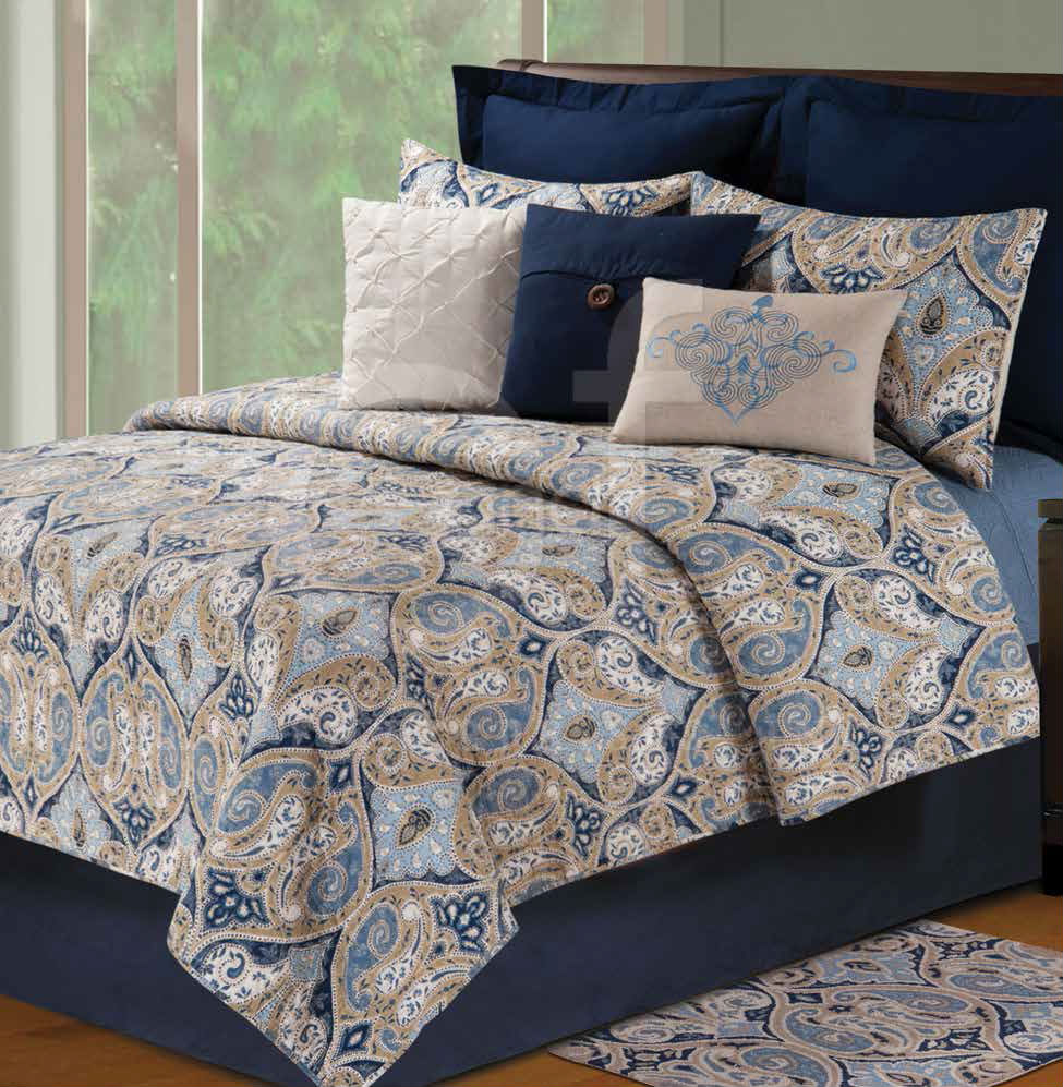 Nazima By C Amp F Quilts Beddingsuperstore Com